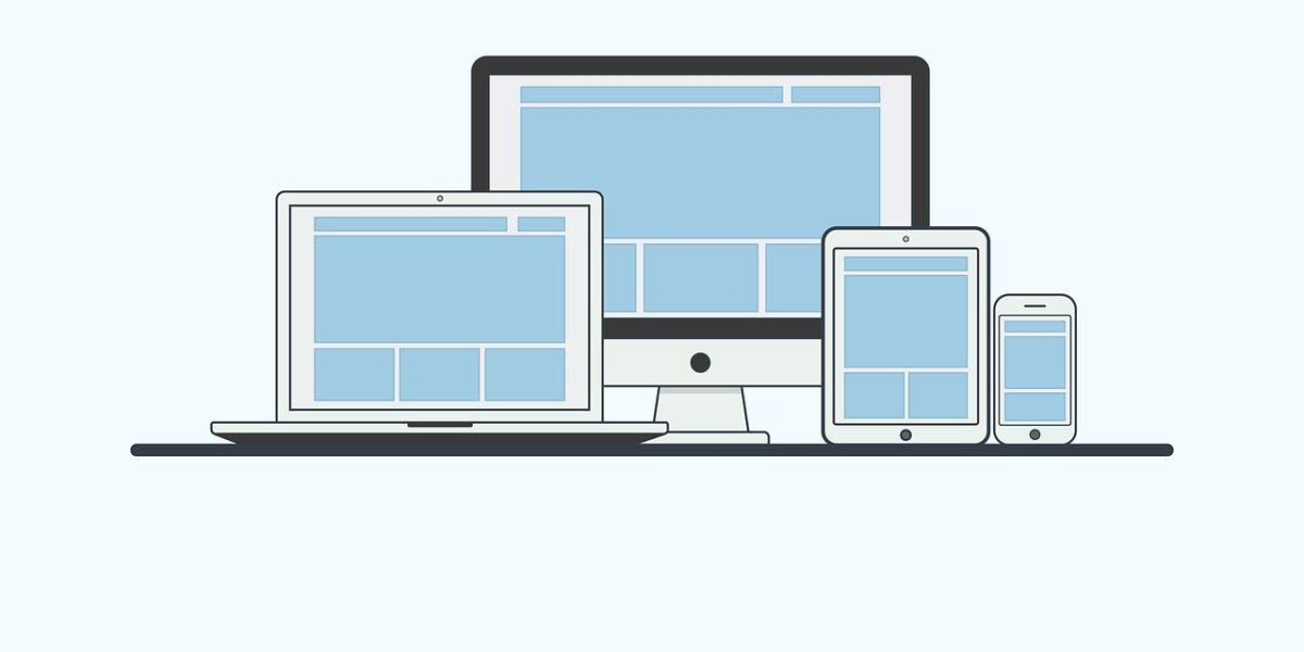 Crea site responsive