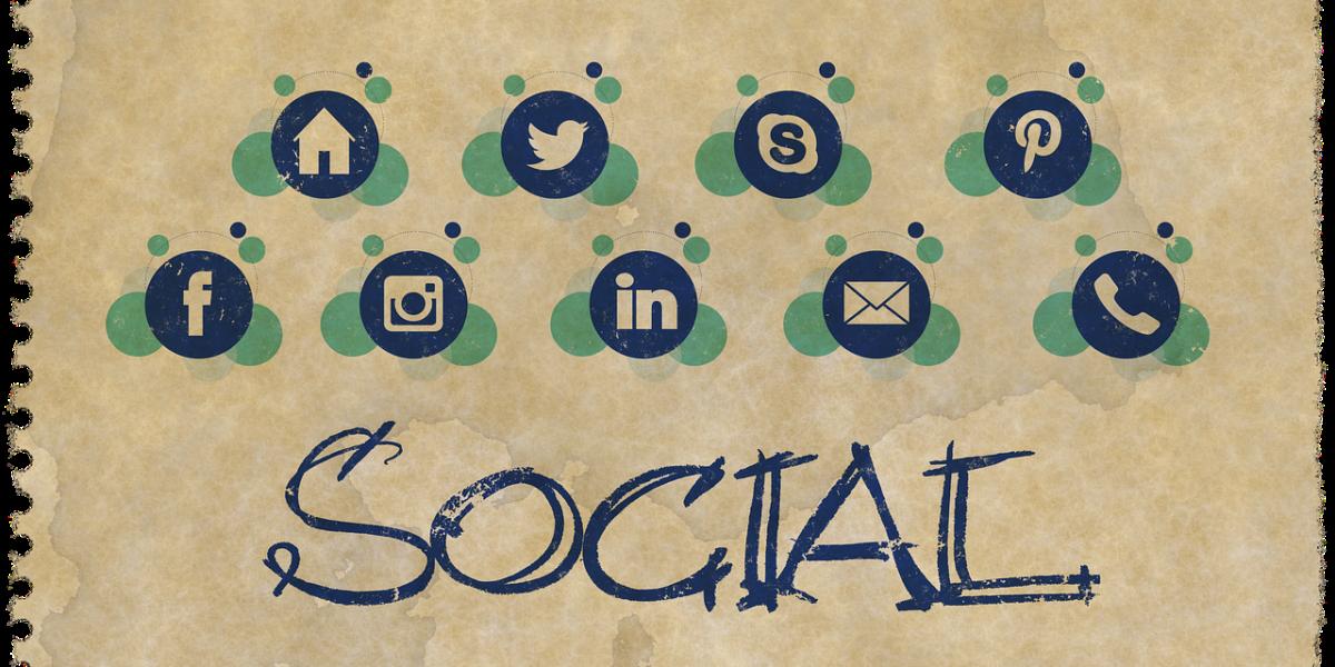 social-media retro